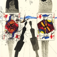 Illustration: Dali does Alice