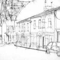 Thread Drawings: Debbie Smyth