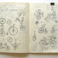 Anna Rusakova's Bicycles