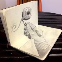 Darren Frisina: A Moleskine in 3D