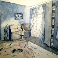 A Calming Room: Maria Soboleva